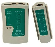 Bestever Cat-5, 5e,6 Cable Network LAN Cable Tester RJ11 & RJ45 RJ 11 45 Checker