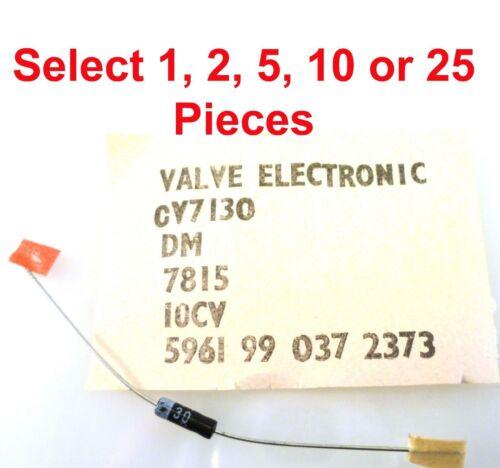 MULLARD CV7130 OA91 Diodo al Germanio segnale Custodia DO-7 1 2 5 10 25 PEZZI MBL1-05