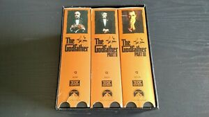 The-Godfather-Collection-Trilogy-Movie-Set-of-6-VHS-tapes