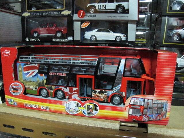 Neoplant London öppna top sightseeing busss 1  43 leksaks -fritt skepp