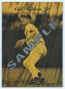 1995-Select-Certified-Edition-Cal-Ripken-Jr-Gold-Team-Sample-Card-Promo-6-of-12