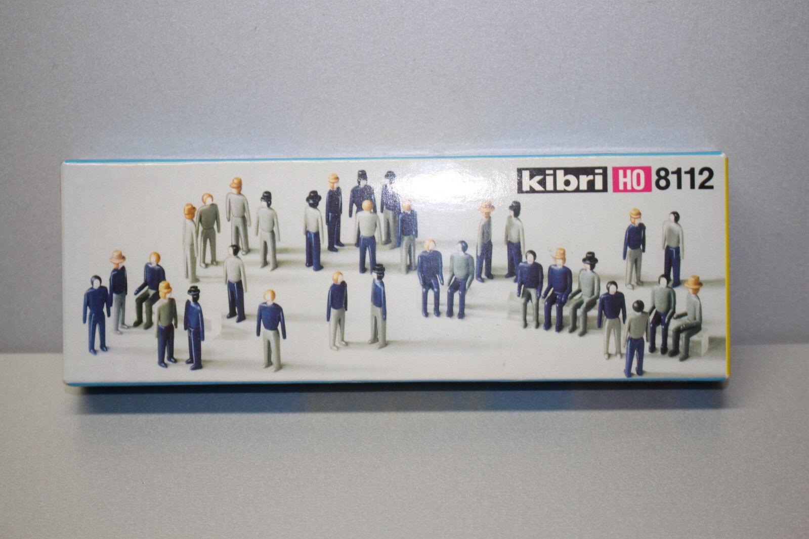 Kibri 8112 kit kit kit 32 figuras pista h0 OVP  más vendido