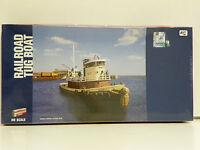 Walthers/cornerstone Ho U/a railroad Tug Boat Plastic Model Kit