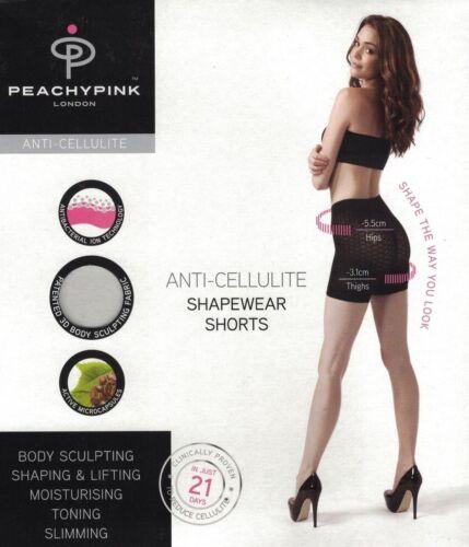 Culotte ROSE PÊCHE luxe femme anti-cellulite Shapewear Short