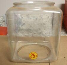 Used Good Real Glass Globe Northwestern Model 60 Real Glass Hard To Find Lk