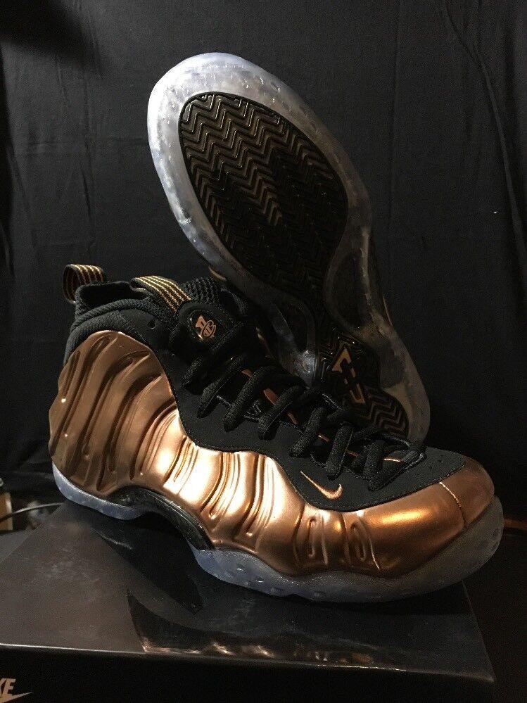 Nike air foamposite uno sbirro 314996-007 numero 9