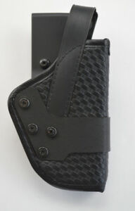Uncle Mike's Dual Retention Mirage Duty Holster #22 Sig P220 226 228 229 245