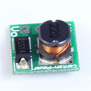 DC-DC Converter 1V//1.2V//1.5V//1.8V//2.5V//3V to DC 3.3V Step UP Boost Power Supply
