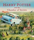 Harry Potter and the Chamber of Secrets: Illustrated Edition by J.K. Rowling (Hardcover, 2016)