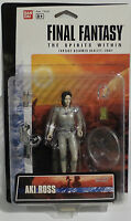 Final Fantasy The Spirits Within : Aki Ross Carded Action Figure (mlfp)