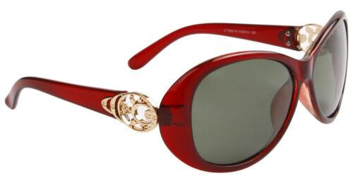 Designer Butterfly Wrap Polarized Sunglasses Vintage Driving Ladies Women  8219