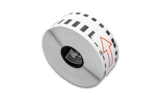 ENDLOS vhbw ETIKETTEN 29mm x 30.48m STANDARD für BROTHER P-touch QL-500BW