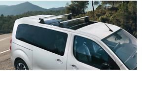 Stahl G3 Clop infinity Dachträger für Opel Zafira Tourer C Typ P12 NEU EBA