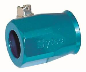 Sytec-Alloy-Hose-Finisher-Clamp-Clip-21mm-ID-10-Anodised-Blue-PRO004B