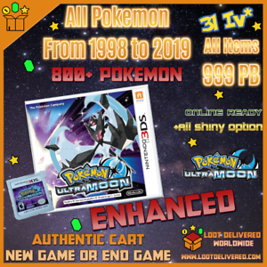 Pokemon-Ultra-Moon-Loaded-With-All-807-Pokemon-Max-Money-Ready-for-Pokemon-Home