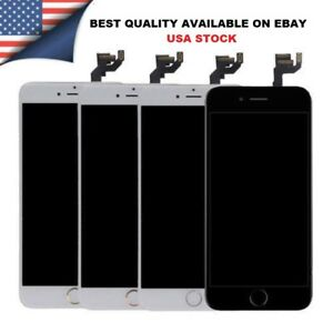 For-iPhone-7-6-6s-5s-5c-5-SE-LCD-Touch-Digitizer-Screen-Replacement-Home-Butto
