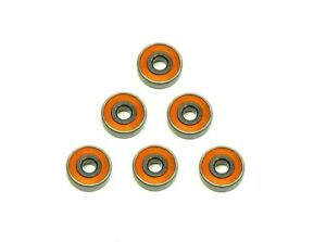 Daiwa-Ceramic-7-Super-Tune-LIBERTO-PIXY-Rouge-Orange-Argent-Jaune
