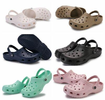 Aufrichtig Neu Crocband Clog Schuhe Sandale Badeschuhe Clogs Unisex Viele Farben A++ Extrem Effizient In Der WäRmeerhaltung