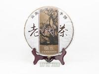 12oz 357g 2008 Yunnan Mengku Ancient Old Tree Raw Pu-erh Cake Tea