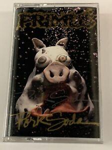 Primus Pork Soda Cassette Tape - Interscope 1993 - Les Claypool