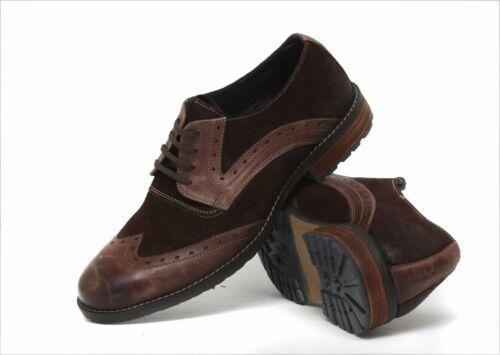 Steve Oxfords Sz Homme 5 Madden Higgens 10 Chaussures Nouveau EwzqXgz