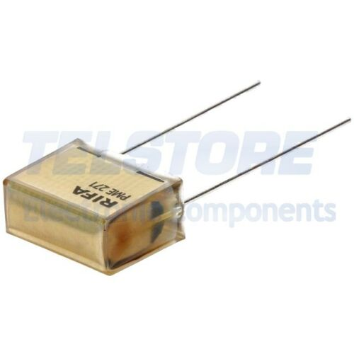 2pcs pme271ya4470mr30 capacitor paper y2 4,7nf 300vac Pattern 10,2mm ± 20/% T