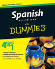 Spanish All-In-One for Dummies by Consumer Dummies (Paperback, 2009)