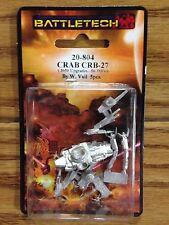 Classic Battletech Crab Mech 20-804 by Iron Wind