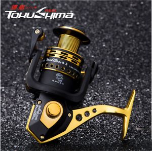 SA1000-7500  Fishing Reels 12 BB Ball Bearings Parallel Line Wining Spinning Reel  top brands sell cheap