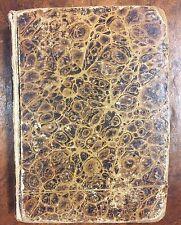Lexicon Hebraicum et Chaldaicum Ernest Leopold 1832 Hebrew Latin  Dictionary