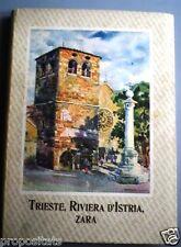zy Trieste Riviera d'Istria Zara - Visioni italiche - 6 acquarelli di G.Giordani