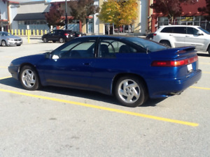 1994 Subaru SVX AWD  with collectors plate