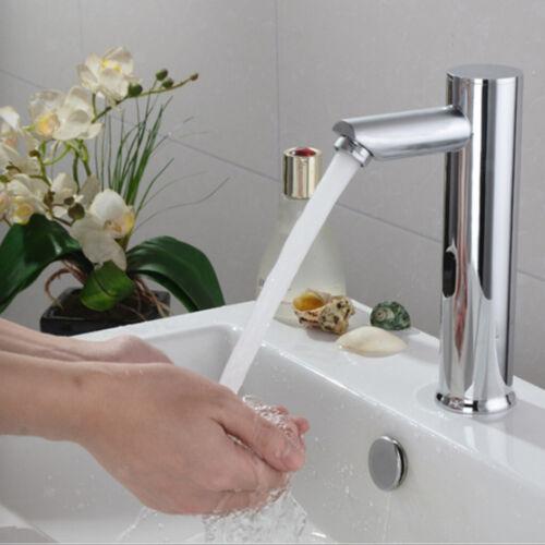 Hochwertig Sensor Wasserhahn Automatik Waschtischarmatur Wasserfall Waschbecken