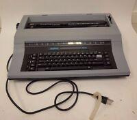 Swintec 8014 electronic typewriter F5, R2