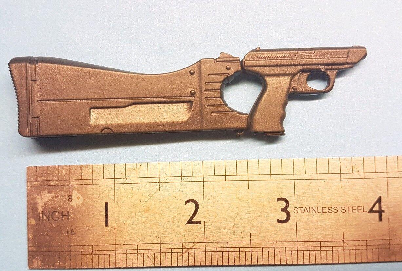1   6 - skala resident evil 4 leon kennedy h & k vp70z pistole waffe für 30 - zentimeter - zahl