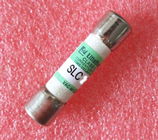 12 Amp 600V Time Delay Fuses Littelfuse Brand FNQ-R-12 FNQ-R-12