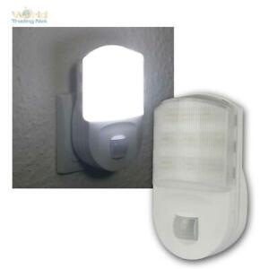 9 LEDs Funk Nachtlicht mit Bewegungsmelder für Steckdose Nachtlichter Nachtlampe