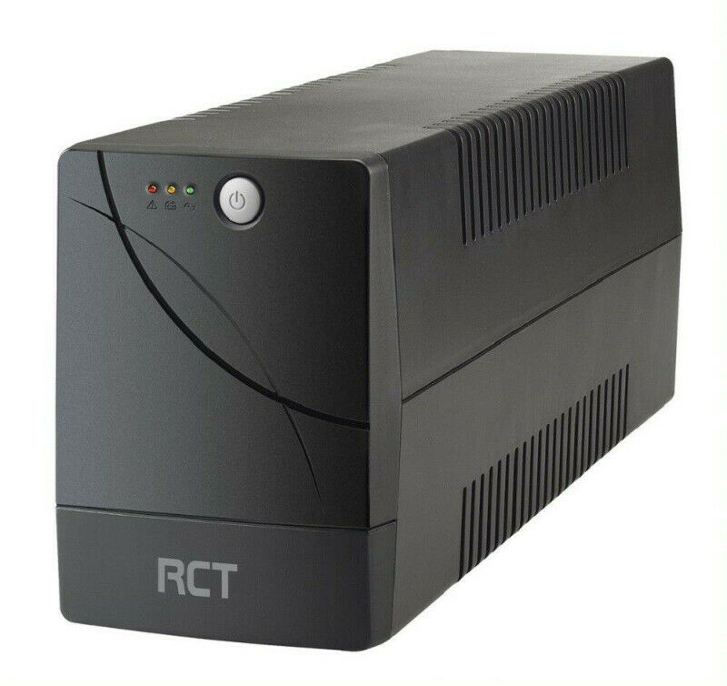 Brand new in Box RCT 1000VA Ups – Warranty – Bulk Available