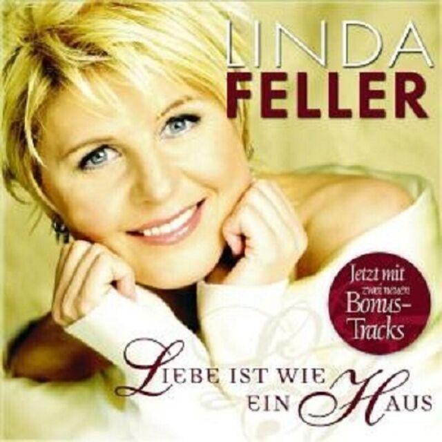 """LINDA FELLER """"LIEBE IST WIE EIN HAUS"""" CD SPECIAL EDT"""