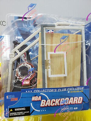 Toys Mcfarlane  NBA backboard Collector/'s Exclusive Clus for 6/'/' action figure