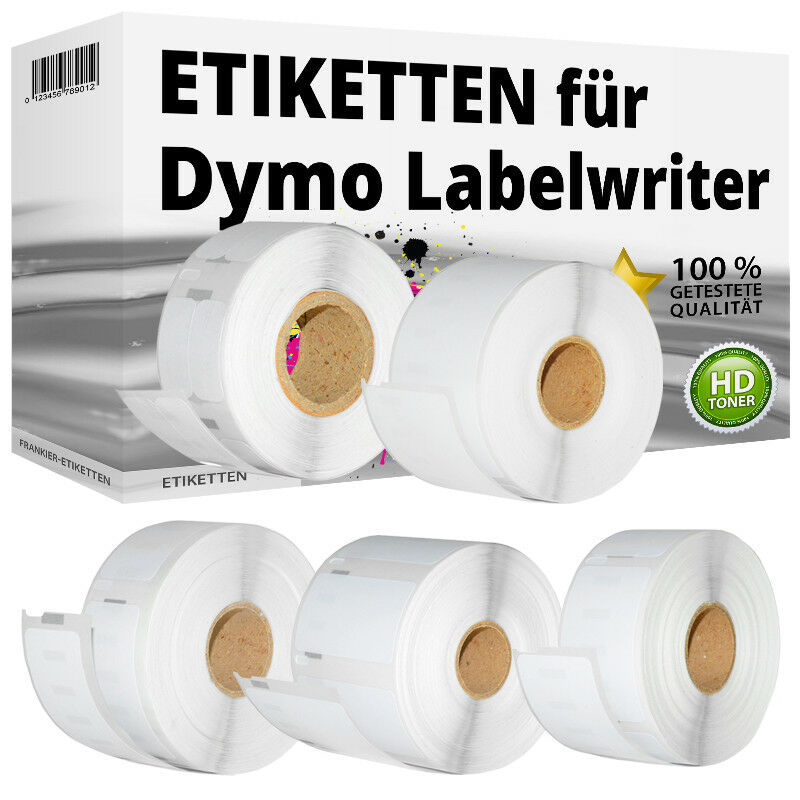 Etikettenbänder Kompatibel zu Dymo Labelwriter LW 450 SE Turbo 400 Duo TwinTurbo | Fuxin  | Der neueste Stil  | Beliebte Empfehlung