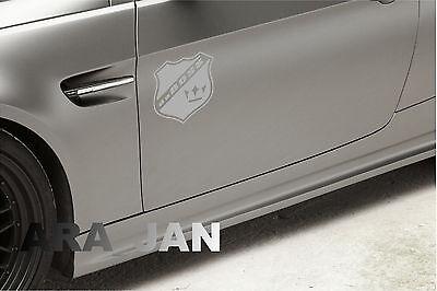 daBOSS Vinyl Decal Truck bed Pickup sport racing sticker logo BLACK Fits DODGE
