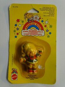 Rainbow Brite - Mattel - Blister - Blondine / Rainbow Brite - Figurine Gomme 3D