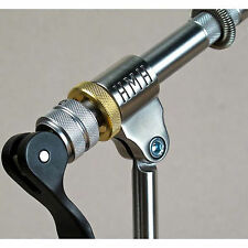 HMH STANDARD VISE w/ Bobbin Rest - choice of jaw & 10% discount on any tools