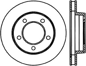 Disc-Brake-Rotor-4WD-Front-Right-Stoptech-127-65013R