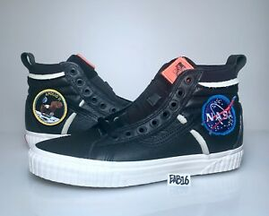a6a3e69634 Vans x Space Voyager SK8-HI 46 MTE DX NASA Black White VN0A3DO5UO3 ...