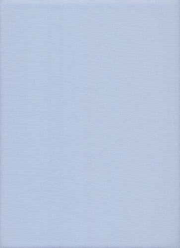 28 Count Jobelan Eggshell Blue  Cross Stitch Embroidery Fabric 49 x 69cms