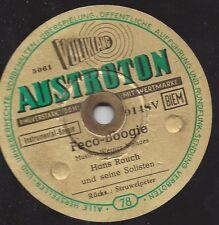 Hans Rauch und seine Solisten : Peco-Boogie