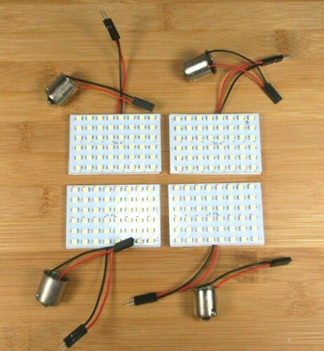 4 BBT 48 Cool White LED 1141 Dome Light Conversion Kits for RVs