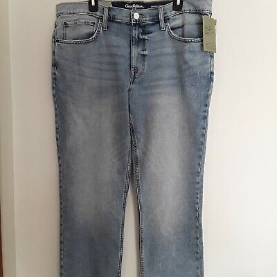 Men/'s NWT Goodfellow Comfort Straight Jeans Tag Size 32X30